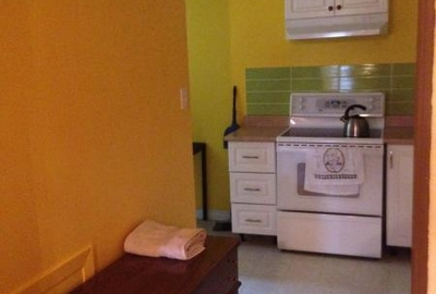 A small 3 1/2 renovated in 2014 in Quebec downtown/Un petit 3 1/2 renové en 2014 en Basse ville