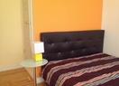 Petit appartement avec une chambre et salon en basse ville